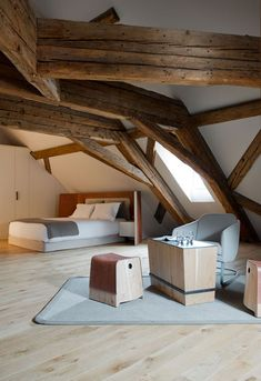 "Reinvent old ""barn"" Patrick Jouin and Sanjit Manku of Jouin Manku overhauled the eighteenth-century building that previously functioned as the royal stud to create the 55-room Les Haras de Strasbourg hotel and adjoining restaurant."