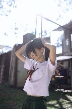 School Girl Japan, Japan Girl, Cute Asian Girls, Cute Girls, High School Fashion, Beautiful Japanese Girl, Model Face, Pretty Asian, Body Poses