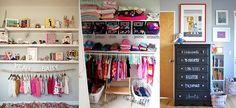 Descubra como organizar o quarto das crianças e ensiná-las a mantê-lo desse jeito.