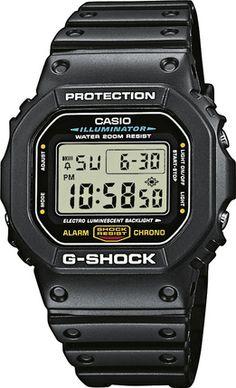 G-SHOCK DW 5600E-1