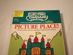 The Electric Company Commodore Apple IIe Game http://www.luckypennyshop.com/toys.htm