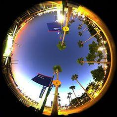 fisheye panoramic