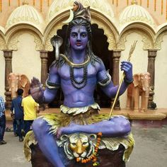 althegreat1:  Lord Shiva is all and in all - Lord Shiva is the Supreme God, One who is Eternal & Immortal.   ॐ नमः शिवाय