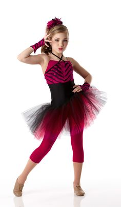 "Maddie Ziegler modeled for ""Cicci Dance"" [2012]"