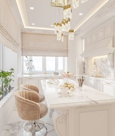 Kitchen Room Design, Home Room Design, Dream Home Design, Modern Kitchen Design, Home Interior Design, Home Decor Bedroom, Room Decor, Luxury Homes Dream Houses, House Rooms