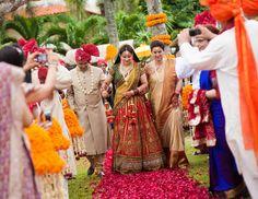 Destination Weddings, Real Weddings