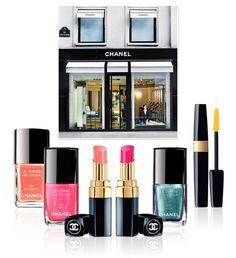 #Chanel ouvre sa première boutique consacrée à la #beauté ! Rendez-vous 382 rue Saint Honoré à tous les amoureux de la marque … http://on.fb.me/16IrMUw