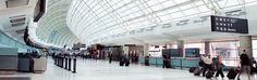 Toronto airport departures
