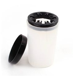 BTArtbox tools Nail Art Brushes UV Pen Holder Cleanser Cup Glass -- Read more  at the image link.
