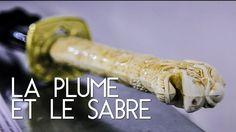 La Plume et le Sabre, de Jean-Baptiste BUDJEIA Ecole Design, Plus Tv, Jean Baptiste, Provence, Jeans, Feather, Denim, Aix En Provence, Denim Pants