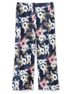 Floral Pants to Shop for Summer - Loft