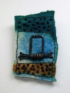 brooch 65 - sold by chad alice hagen, via Flickr