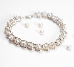 More Beaded Chain Maille Bracelet Tutorials