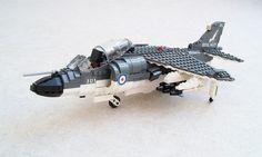LEGO Sea Harrier FRS.1