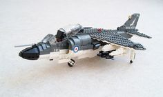 LEGO Sea Harrier FRS.1