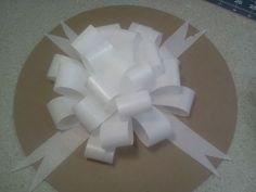 Wafer Paper Bow - YouTube