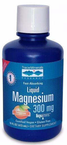 Concentrace Magnesium Liquid