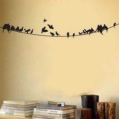 Planning something similar for the hallway wall