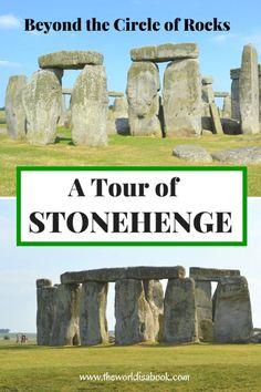 Beyond the Circle of Rocks: Our Tour of Stonehenge with kids - England with kids