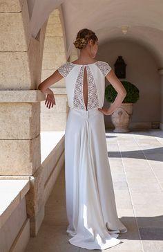Robes de mariée - Anne de Lafforest - Collection 2018 | Photographe : Anne Charlotte Moulard | Donne-moi ta main - Blog mariage