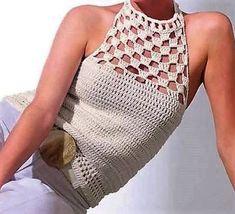 CROCHET TOPS. — Crochet by Yana