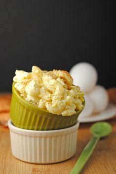 Deviled Egg Macaroni Salad 2