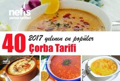 40 Most Popular Soup Recipes of 2017 - Delicious Recipes Best Cheeseburger Recipe, Cheeseburger Chowder, Turkish Recipes, Ethnic Recipes, Iftar, Soup Recipes, Cantaloupe, Yummy Food, Delicious Recipes