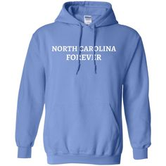 NC Forever- Pullover Hoodie