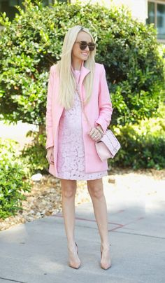 A Spoonful of Style: Pink x Pink
