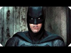 JUSTICE LEAGUE Movie TRAILER (Ben Affleck - Comic Con 2016) - YouTube