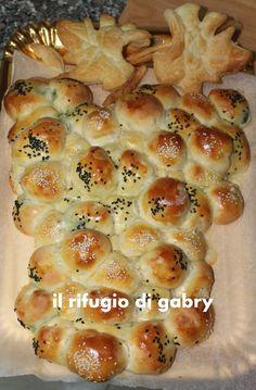 grappolo di pan brioche http://ilrifugiodigabry.blogspot.it/2014/11/grappolo-di-pan-brioche.html