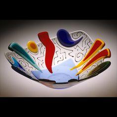 Xochitl Ross, Glass | Central PA Arts Festival