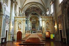 San Miguel di Bosco Church in Bologna