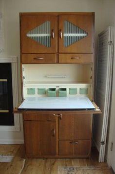 Retro 50s Kitchen Cabinet, Vintage, Larder, Cupboard, Pantry 60s, Dresser,  Blue | Pinterest | 50s Kitchen, Larder Cupboard And Cupboard