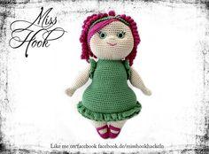 Miss Rubi von Miss Hook, Like me on facebook ... facebook.de/misshookhaekeln