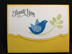 My Creative Corner!: Betsy's Blossoms Thank You Card