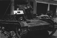 This Chinese Vickers Mark E Type B 6-ton light tank