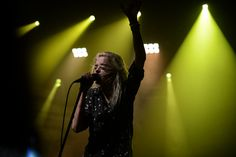 The Kills 04.05.16 Performing live at Village Underground - pictures by Chiara Melchior