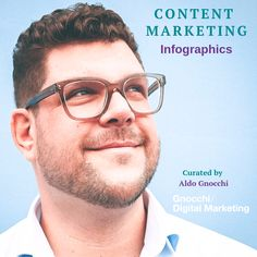 Content Marketing Infographics curated by Aldo Gnocchi, CEO of Gnocchi / Digital Marketing