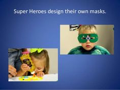 Super Hero Day @ Your Library