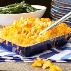 Greta's Favorite Macaroni and Cheese