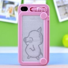 1.Creative and Cool Design. 2.It is fit For Iphone 4/4s. 3.It is Funny.
