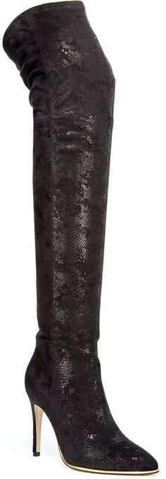 GUESS Women's Zonian Over The Knee Boots on shopstyle.com