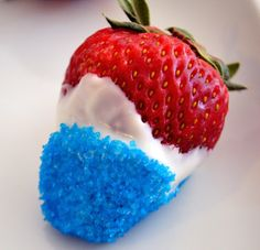 Independence Day Strawberries