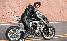 About Guy Martin - Guy Martin Racing Bagger Motorcycle, Motorcycle Style, Biker Style, Triumph Motorcycles, Cool Motorcycles, Ducati Monster 620, Guy Martin, Triumph Rocket, Suzuki Gsx R