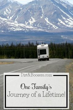 How One Family is Moving Across Two Countries with Just One RV. This is EPIC!
