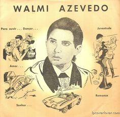 Perhaps Walmi shouldn't have been permitted to design his own album cover...