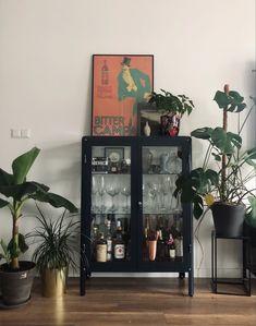 Fabrikor Ikea, Bar Sala, Dream Apartment, Home Decor Inspiration, Home Interior Design, Living Room Decor, House Design, Future, Sweet Home