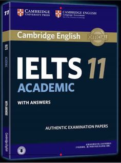 Cambridge IELTS 11 with Answers and Audio