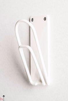 Graffettino coat hanger by Area Compressa on LOVEThESIGN Accessories